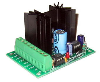 Critical velocity 10 amp hv pwm motor speed controller w for 10 amp motor controller