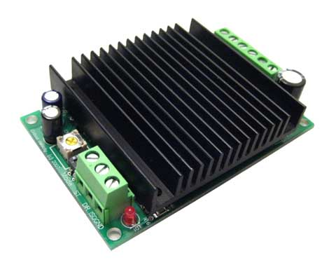 Critical Velocity 2 5 Amp Microstepping Bipolar Stepper